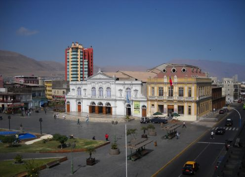 CITY TOUR IQUIQUE. Iquique, CHILE