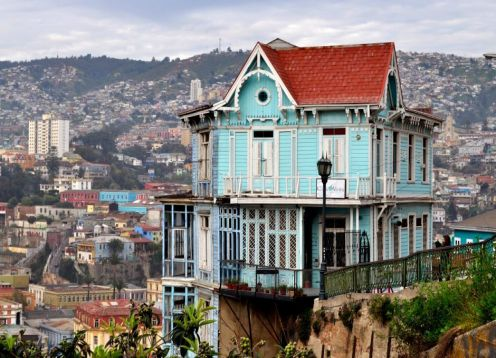 City Tour Valparaiso y Vi�a del Mar