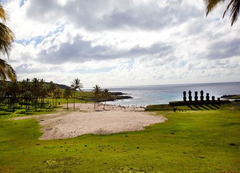 CITY TOUR ISLA DE PASCUA,