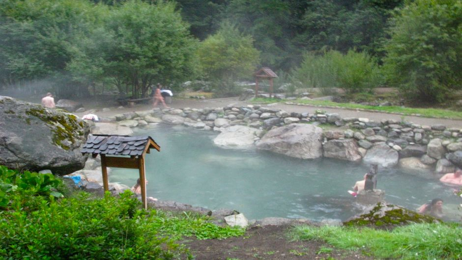 TERMAS DE HUIFE - Pucon, Chile